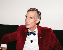 Bill Nye for Fast Company