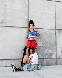 Sam and Arianna, Sk8 Collectives for The Fader