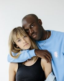 Camille Jensen + Emmanuel Olunkwa for Champion X Urban Outfitters